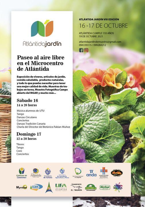 Atlántida Jardín 8va. Edición