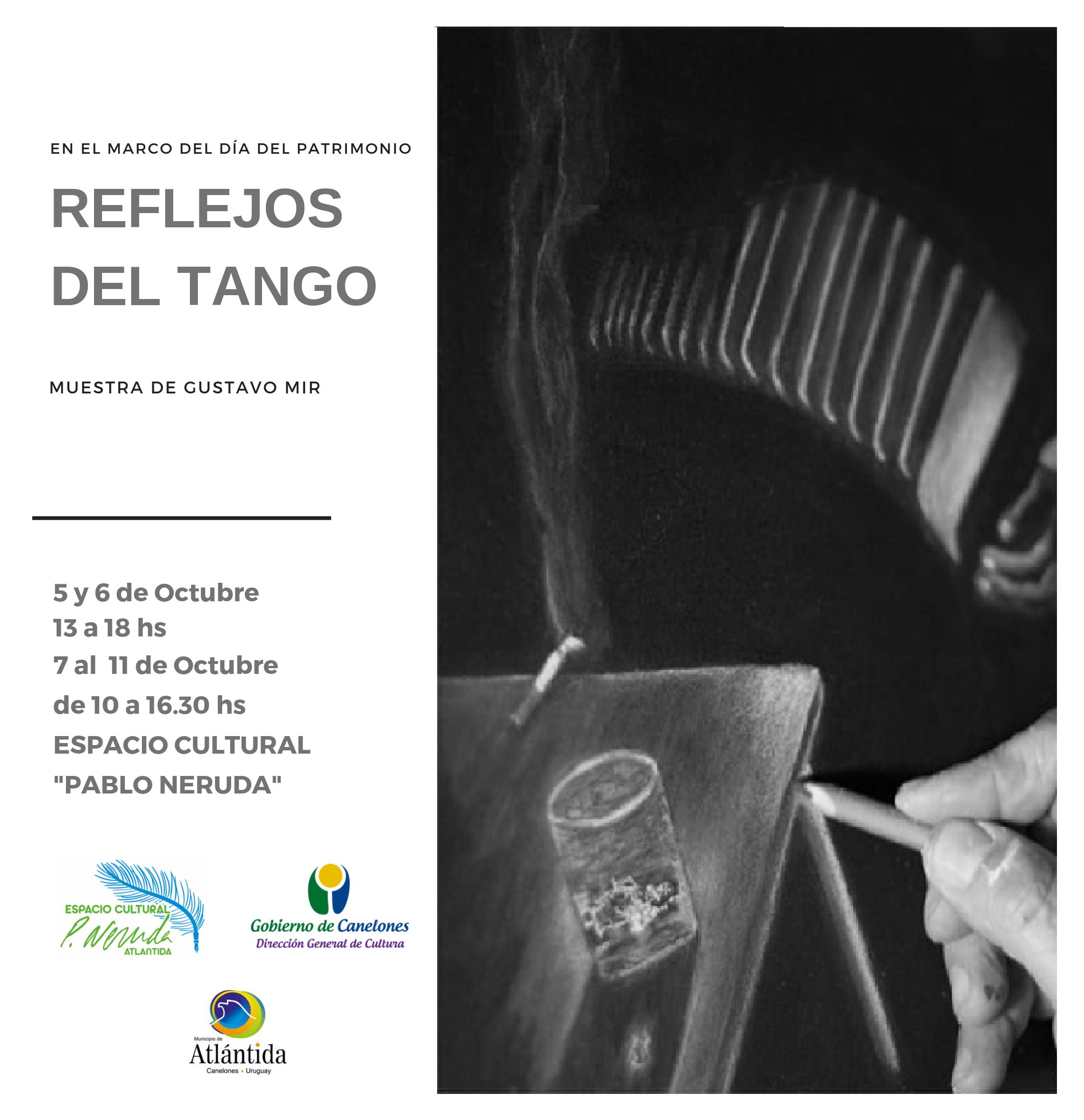 Reflejos del Tango. Muestra de Gustavo Mir