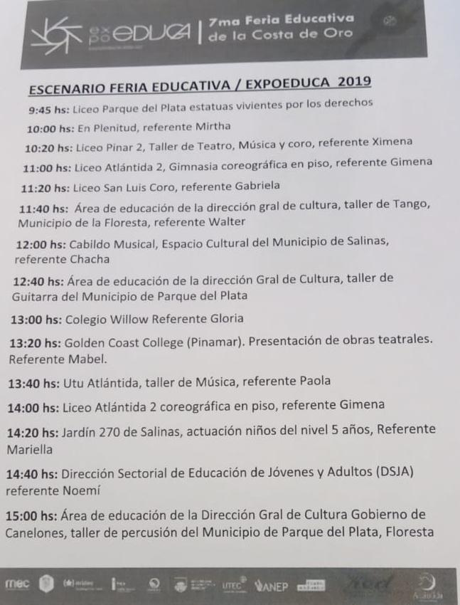 7ma. Feria Educativa de la Costa de Oro