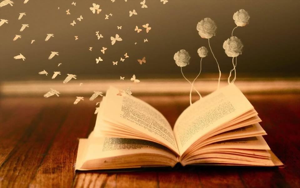 Café literario en Espacio Cultural