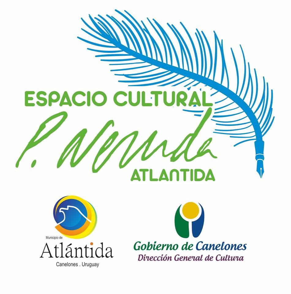 """Logo del Espacio Cultural """"Pablo Neruda"""""""