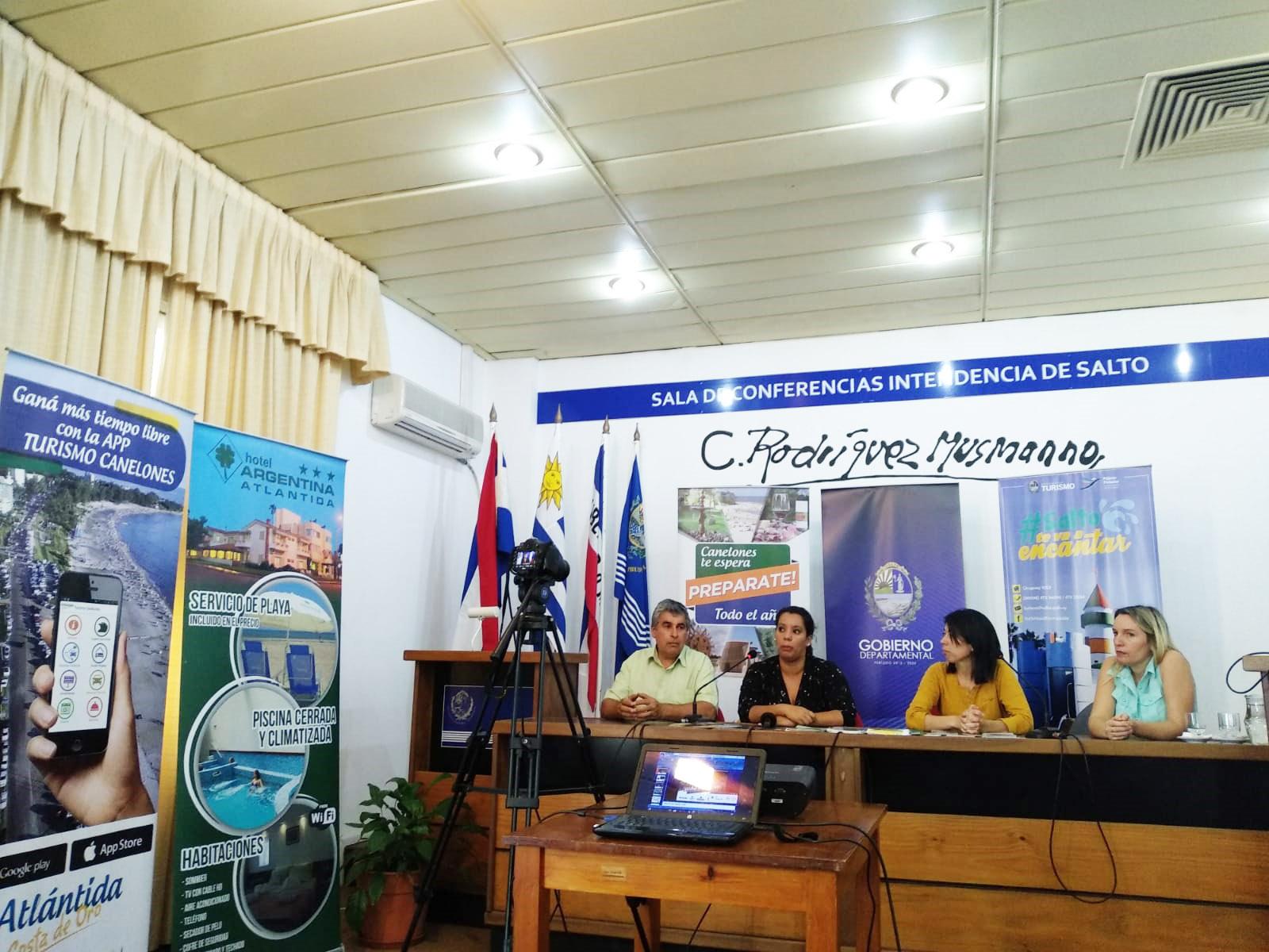 Canelones se promociona en departamentos del litoral