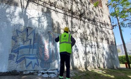 """Proyecto """"VOLVER A ENCONTRARNOS"""" en el Centro Deportivo de Atlántida"""