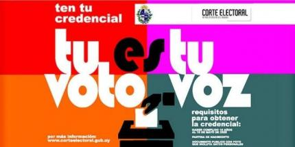 Vuelven las Mesas móviles de la Corte Electoral al Municipio de Atlántida