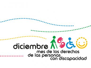 Mes de los Derechos de las Personas con Discapacidad