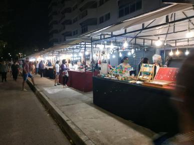 "Feria Artesanal de Atlántida ""Paseo Figari"""
