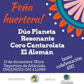 Fiesta Huertera