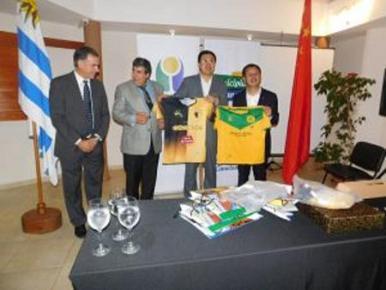 Canelones y la Provincia China de Shanxi firmaron importante acuerdo en Atlántida
