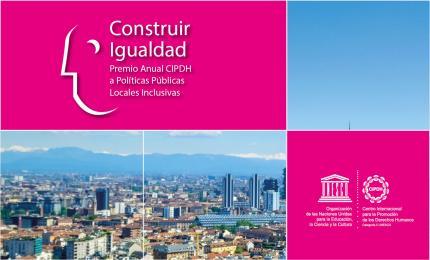 """Premio """"Construir Igualdad"""""""