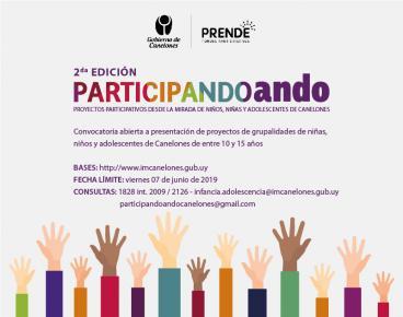 Afiche Participandoando