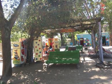 Intervención en el Zoo de Atlántida